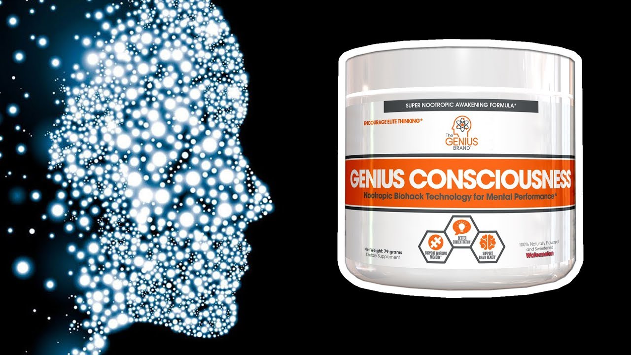The Genius Brand: Genius Consciousness Nootropic Supplement Review