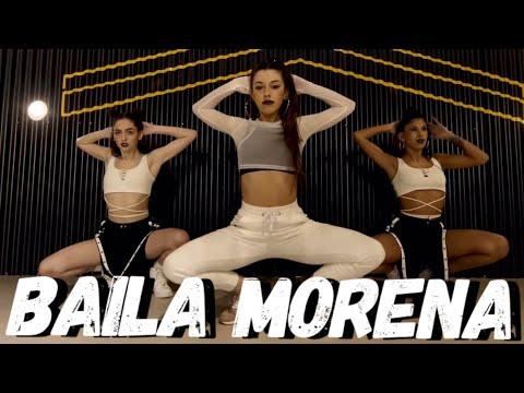 BAILA MORENA - Hector y Tito ft Don Omar | Choreography by Nicole Conte
