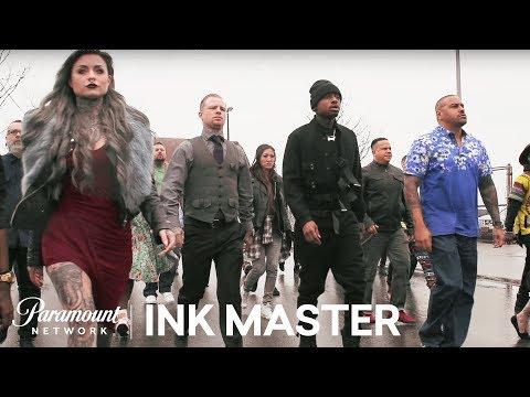 Meet The Artists Of Ink Master: Peck Vs Nuñez - Ink Master, Season 8