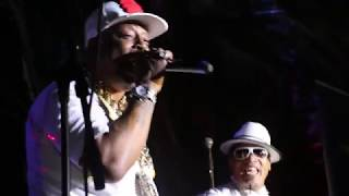 "Sugarhill Gang and Grandmaster Caz perform ""Rapper's Delight"""