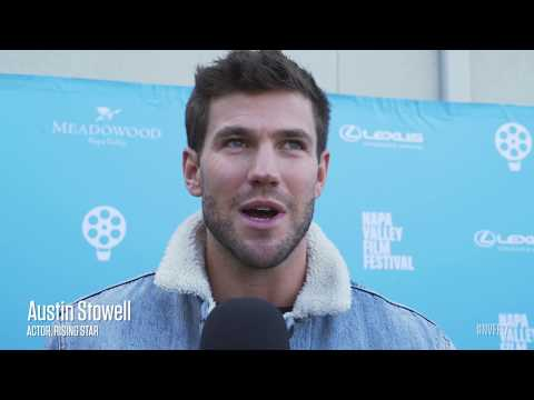 Austin Stowell on the Red Carpet  NVFF17 Rising Star