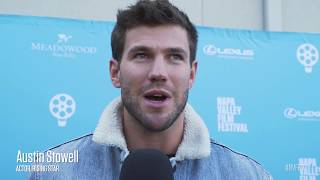 Austin Stowell on the Red Carpet | NVFF17 Rising Star