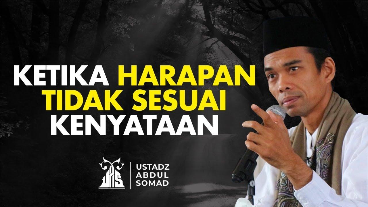 BERSABARLAH! Rencana Allah Pasti yang Terbaik - Ustadz Abdul Somad | Audio Dakwah UAS