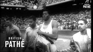 John Thomas Makes Record High Jump (1960)