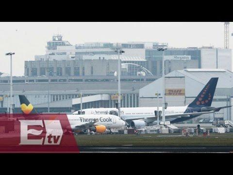 Aeropuerto de Bruselas reinicia operaciones / Enrique Sánchez