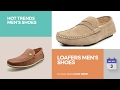 Loafers Men's Shoes // Hot Trends Men's Shoes
