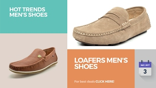Loafers Men's Shoes // Hot Trends Men's Shoes