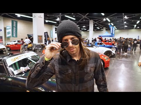 I went Undercover to a Car Show and It Worked...