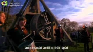 Warwick Castle 2012 TV Advert