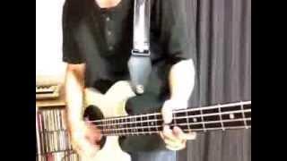 【ベース】スラップで 脳漿炸裂ガール 弾きまくってみた【OK】 (オリジナル高画質版) OK bass