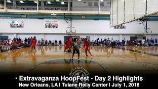 Extravaganza HoopFest - Day 2 Highlights