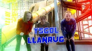 Paid Edrych Lawr - Ysgol Llanrug - Rhan 1 | Stwnsh Sadwrn | S4C