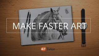 6 quick tips making faster art