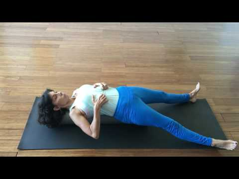 SPREAD EAGLE Stretch  Exercise