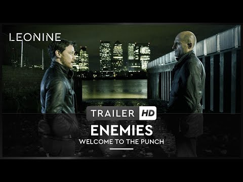 Enemies - Welcome to the Punch - Trailer (deutsch/german)