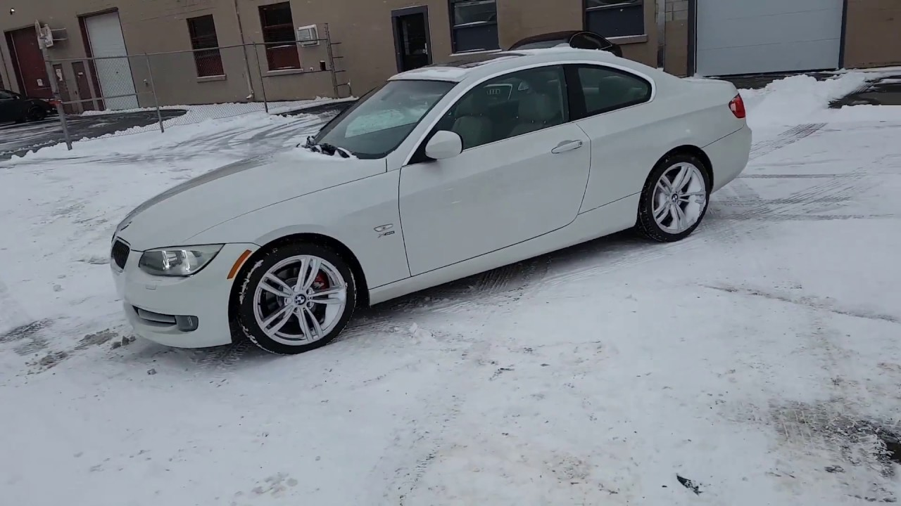 2012 Bmw 3 Series 328i Xdrive Coupe Youtube