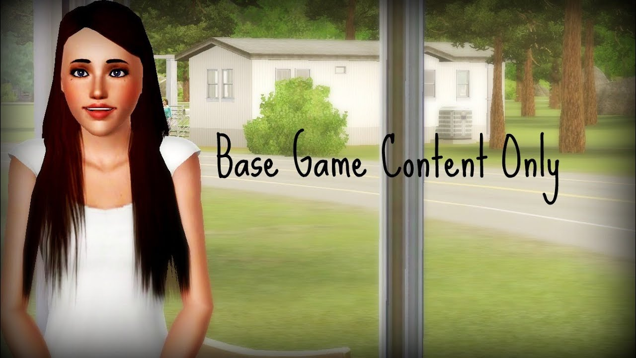 Sims 3 Base Game Incompatible