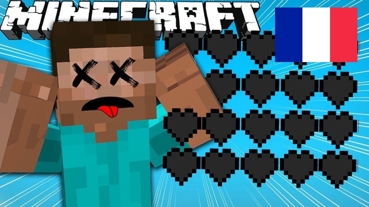 Et s'il y avait une SECONDE VIE sur Minecraft ? (ExplodingTNTFR)