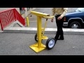 TMI EZ Riser trailer stand