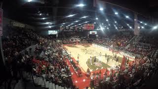 Jacksonville State Men's Basketball vs. Belmont Timelapse