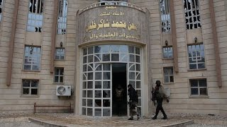 Iraq forces retake Mosul University