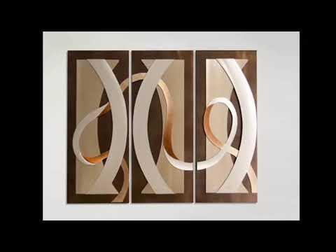 Metal Artwork - Metal Artwork Contemporary | Modern Decor Collection Of Interior Design