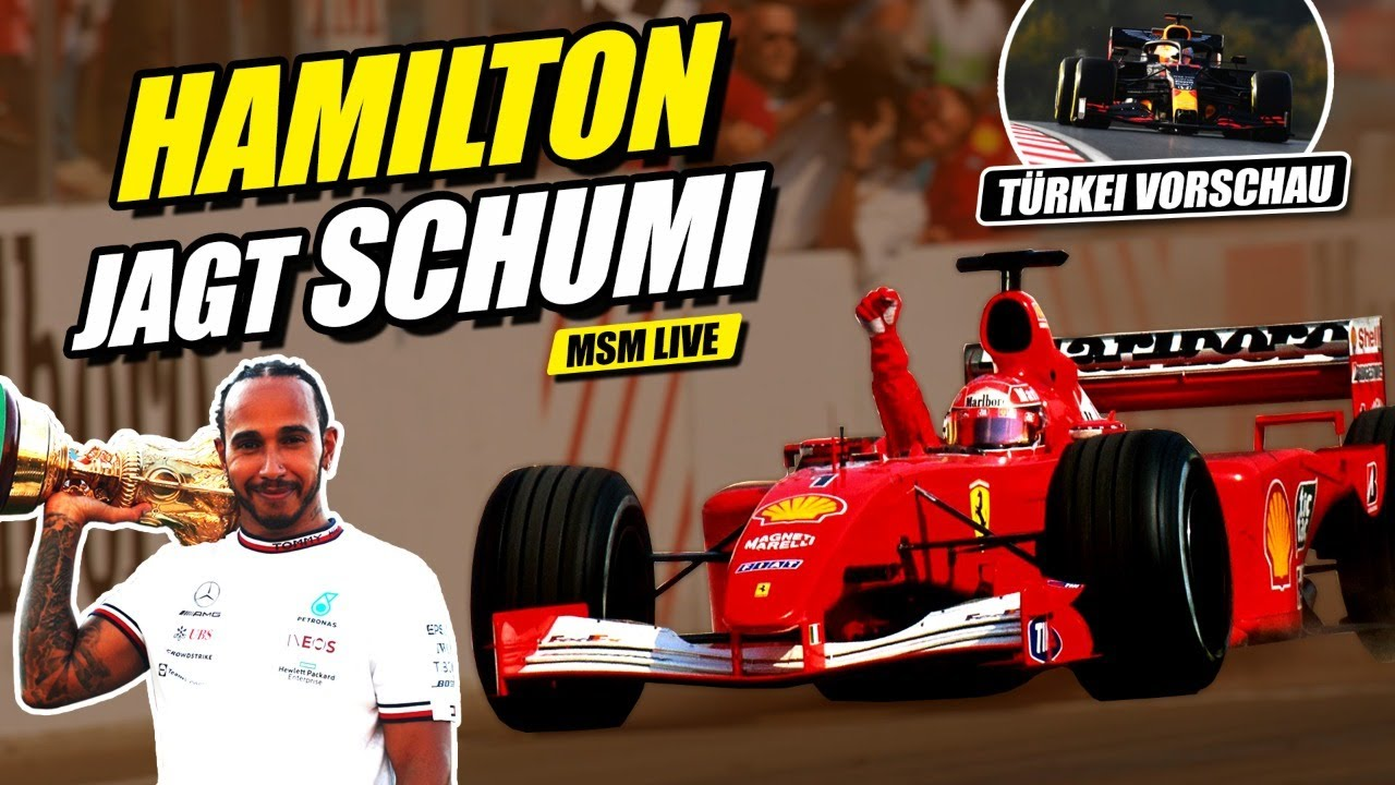 Download Schumacher, Hamilton & Co: Was ist das Vermächtnis der Formel 1-Legenden?