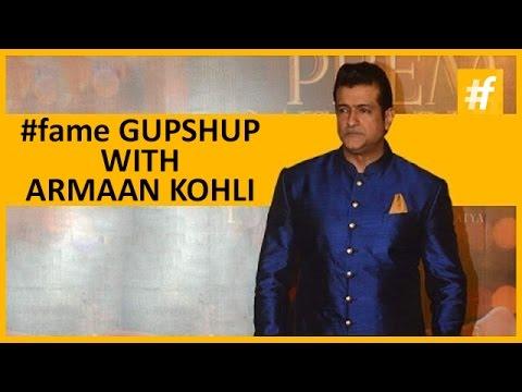 Armaan Kohli Live At #fame Gupshup | #fame Bollywood