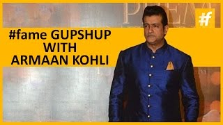 Armaan Kohli Live At #fame Gupshup | #fame Bollywood