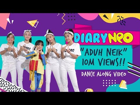 Neona ADUH NEIK 10M VIEWS!! | DANCE ALONG VIDEO