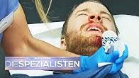 Fataler Drogenschmuggel - Jan verweigert die Behandlung!   Die Spezialisten   SAT.1