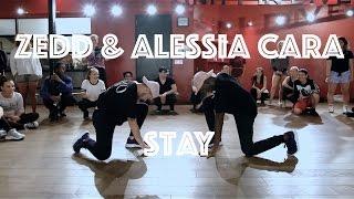 Zedd Alessia Cara Stay Hamilton Evans Choreography.mp3