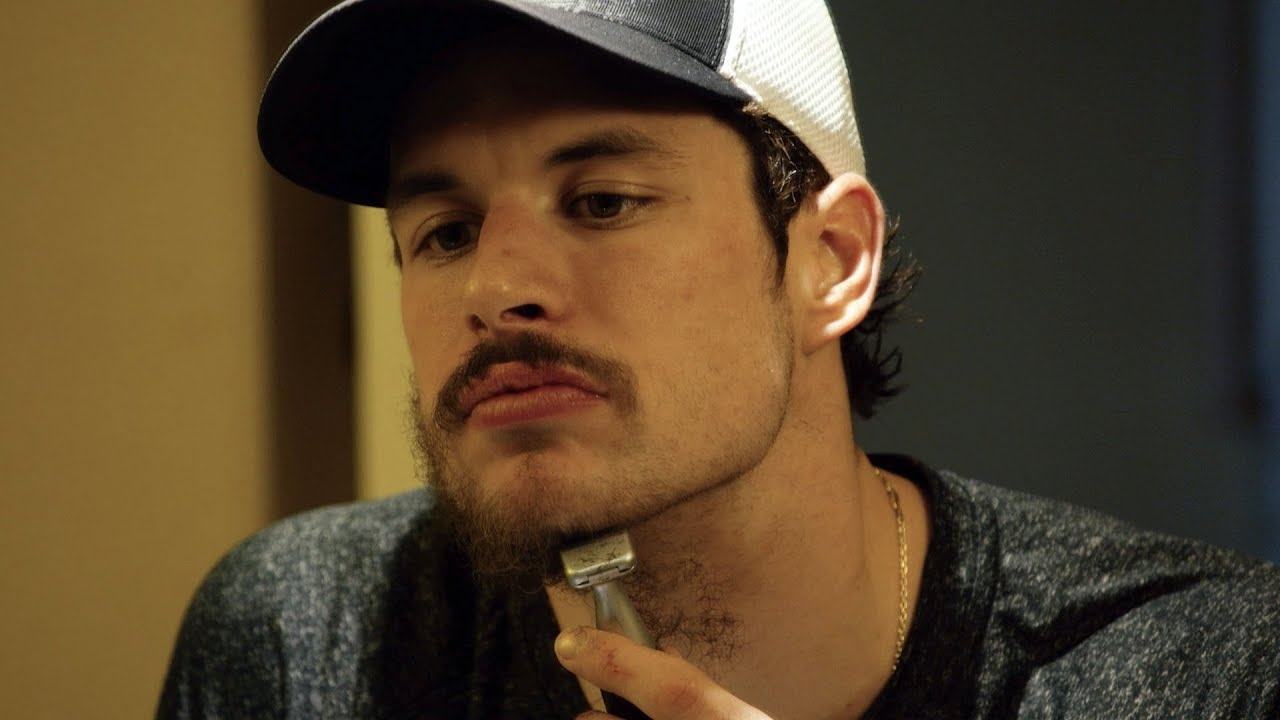 Sidney Crosby Shaves Beard All Access Quest For The