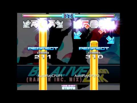 Pump It Up - Be Alive (Raaban Inc. Mix) S8 & S15