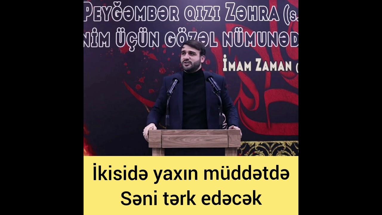 Haci Ramil - Xanım Zəhra (s.ə) haqqında 2021
