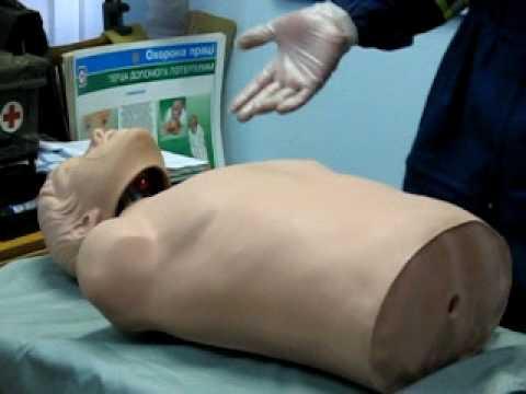 Искусственное дыхание и непрямой массаж сердца — техника