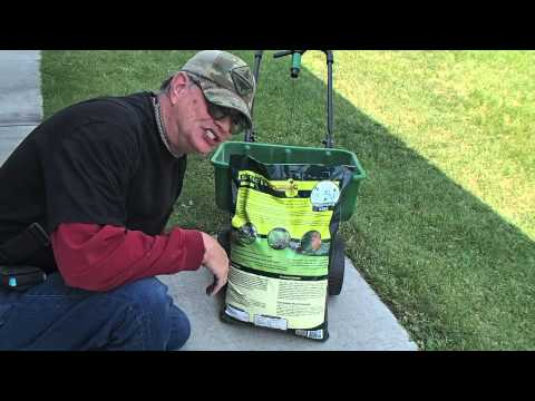 Purely Organic Lawn Food Demo 169