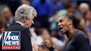 Serena Williams claims sexism in U.S. open penalties