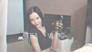 Чайный vlog : анорексия ,  лимонная  диета .