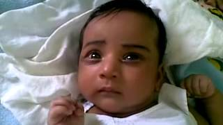 Sneha baby playing
