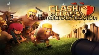 Let´s Play Clash of Clans Hadcore session#2 Die guten Minen