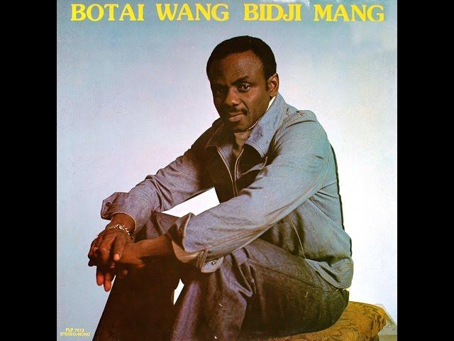 Mighty Botai_Botai Wang Bidji Mang (Album) 1976