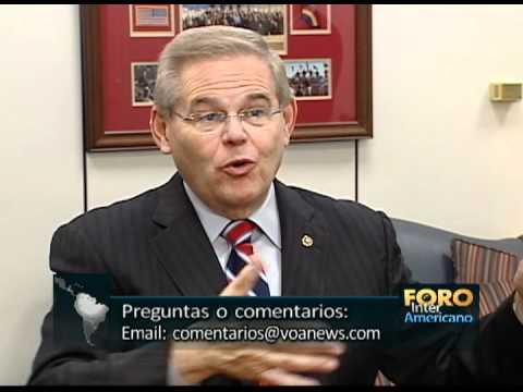 Entrevista exclusiva con el Senador Robert Menendez