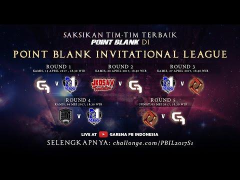 Point Blank Invitational League 2017: Round 2