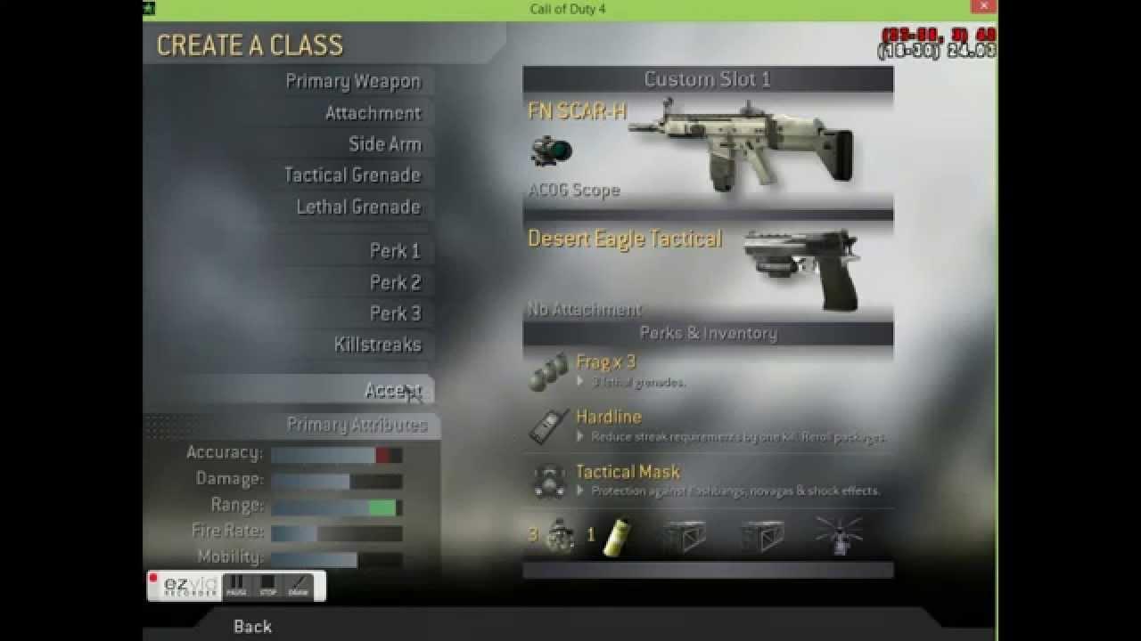 How to make CoD4 MP look like MW2 (openwarfare mod)