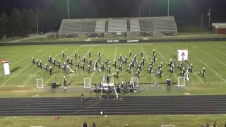 Murray Tiger Band Hopkinsville, KY 2016