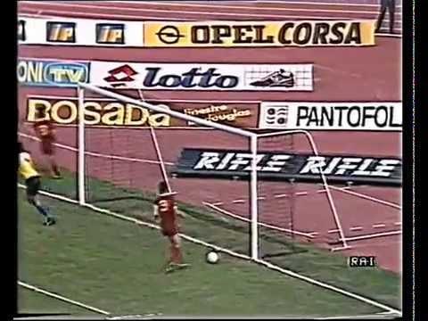 1986/87, Serie A, Roma - Brescia 2-1 (05)