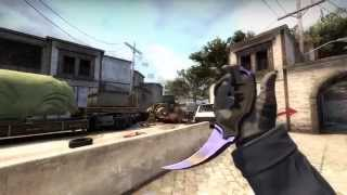 Karambit Doppler Phase 4 - Factory New - CS:GO Skin Showcase - Chroma Collection