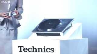 Technics SL1200 Mk7 - IFA 2015