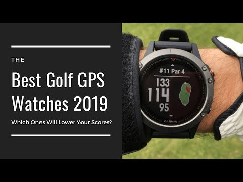 Best Golf GPS Watches | Which One Is Best For Your Game?